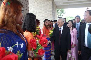 Tạo xung lực mới cho quan hệ giữa Việt Nam với Indonesia và Myanmar