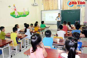 Khai giảng cận kề, Hà Tĩnh vẫn thiếu hơn 1.200 giáo viên