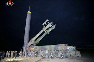 Truyền thông Hàn Quốc: Triều Tiên di chuyển một ICBM về bờ biển phía Tây