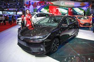 Toyota Corolla Altis 2017 lộ toàn bộ các thay đổi trước khi ra mắt