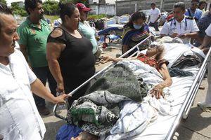 Ít nhất 58 người thiệt mạng vì động đất ở Mexico