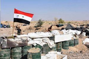 Chùm ảnh chiến dịch giải phóng Deir Ezzor