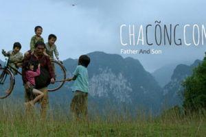 'Cha cõng con' đại diện điện ảnh Việt dự Oscar
