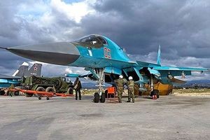 Nga tung hoành chiến trường Syria với dàn siêu chiến cơ