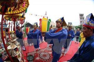 Lễ hội cầu ngư Ngư Lộc thành di sản văn hóa quốc gia
