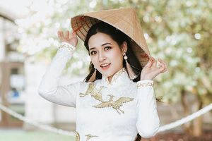 Hoa khôi nữ sinh Việt ở Melbourne