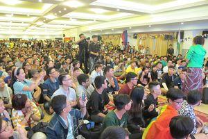 Phương Thanh 'cháy' hết mình tại Viet Pride Sài Gòn
