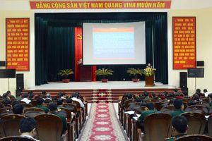 Bồi dưỡng nghiệp vụ về kinh tế quân đội cho các doanh nghiệp trong toàn quân