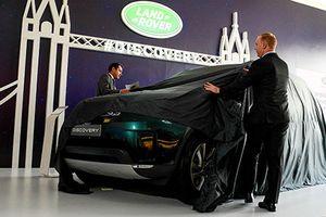Cận cảnh Land Rover Discovery giá 4 tỷ đồng tại VN