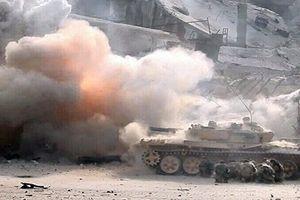 Quân đội Syria lại thắng lớn ở Đông Damascus