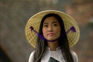 Đoan Trang và Phạm Duy trong phim tư liệu 10 năm trước