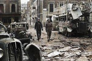 Ảnh chưa từng công bố London bị Đức dội bom trong CTTG 2
