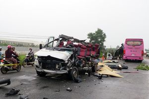 Vụ tai nạn đặc biệt nghiêm trọng tại Tây Ninh do tài xế ngủ gật