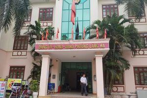 Nợ hơn 200 triệu đồng tiền BHXH, UBND phường Láng Hạ 'vội vã' đi nộp vào thứ 7