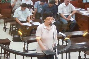 Nguyên đại biểu Quốc hội Châu Thị Thu Nga chối tội tại tòa