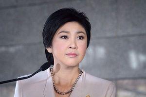 Bộ Tư pháp Thái Lan xúc tiến dẫn độ bà Yingluck Shinawatra từ Anh