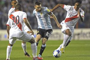 Argentina nguy cơ vắng mặt World Cup 2018