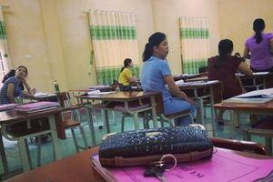 Yên Bái: Giáo viên lo lắng khi phải học từ 'cao' xuống 'thấp'