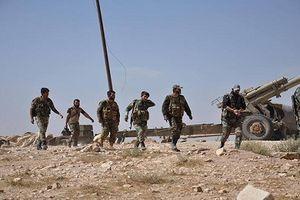 Quân đội Syria lại thắng lớn ở Đông Homs