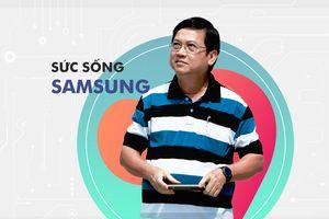Samsung và người 'mai mối' tỷ đô