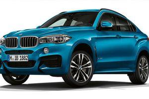 BMW 'vén màn' X5 Special và X6 M Sport Edition mới