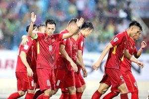 Đội tuyển Việt Nam xếp hạng 121 thế giới
