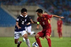 Việt Nam tăng chín bậc trên bảng xếp hạng tháng 10 của FIFA