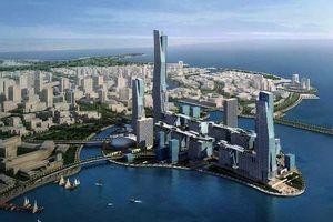 Ả Rập Saudi xây siêu đô thị ven biển 500 tỷ USD