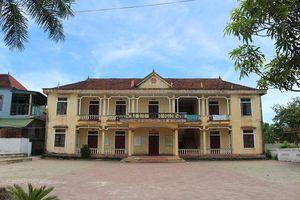 Buông lỏng quản lý, Chủ tịch xã Trường Lộc bị đề nghị cách chức