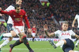 Man Utd - Tottenham: Khó cho 'Quỷ đỏ'