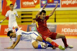 Thua đậm Malaysia, tuyển futsal Việt Nam ngậm ngùi tranh hạng 3