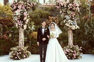 Chỉ siêu đám cưới của Song Joong Ki và Song Hye Kyo mới có những 'cái nhất' thế này!