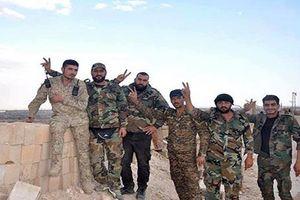 Quân đội Syria thừa thắng xốc tới ở Deir Ezzor