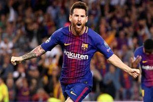 Messi 'ghi điểm' vì hành động nhân văn