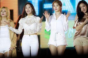 T-ara bật khóc trên sân khấu đêm nhạc đầu tiên tại Việt Nam