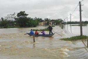 Bình Định: Về vùng 'rốn lũ' Tuy Phước, An Nhơn