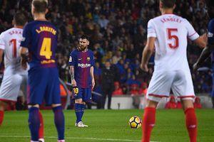 Messi ở La Liga như Khưu Xứ Cơ đấu với Giang Nam thất quái