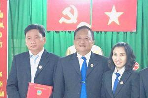 Nhân sự mới huyện Hóc Môn, TP.HCM