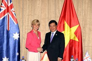 Sớm đưa quan hệ Việt Nam – Australia lên tầm Đối tác Chiến lược