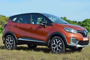 Xe Renault Captur chốt giá 351 triệu 'đấu' Hyundai Creta
