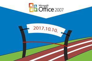 Office 2007 vẫn đang quá phổ biến mặc cho hiểm họa bảo mật