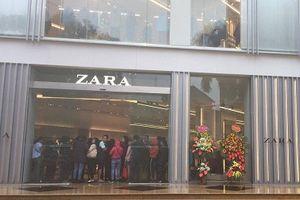Zara, H&M 'đổ bộ' thị trường Việt: 'Cơn sốt' thương hiệu nước ngoài