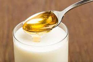 Sữa+mật ong: 9 lợi ích không ngờ