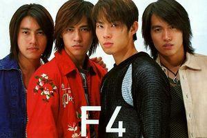 Bộ tứ F4 Đài Loan làm mưa làm gió một thời, giờ ra sao?