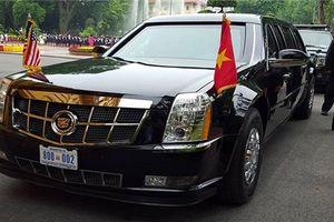 Cận cảnh những 'quái thú' tháp tùng các nguyên thủ dự APEC 2017