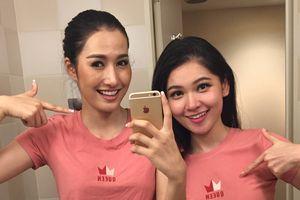 Thùy Dung mắc bệnh thủy đậu trước thềm chung kết 'Miss International'