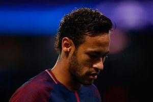 Neymar bắt đầu nếm cái giá cho tham vọng số 1