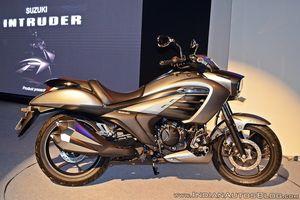 Khám phá Suzuki Intruder 150 giá 34,5 triệu đồng vừa ra mắt