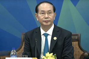 Toàn văn phát biểu của Chủ tịch nước Trần Đại Quang tại phiên đối thoại toàn thể giữa các nhà lãnh đạo APEC và Hội đồng tư vấn doanh nghiệp APEC (ABAC)