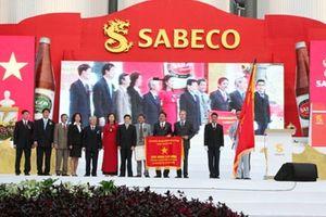 Bia Sài Gòn bật lên sức mạnh nội lực trước vận hội mới